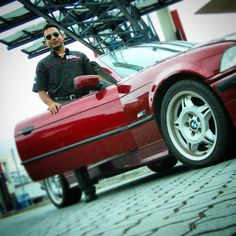 #Goodmorning had a wonderful #shoot with #classiccar at #olympic park #dsdaveofficial #dsdave #dave