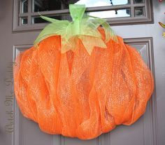 The most spook-tacular time of year is just around the corner! I've been looking far and wide to find the creepiest and coolest wreaths and thought I would share them with you today. SO HERE'S 15 HALLOWEEN WREATHS TO INSPIRE YOU! __________________________________________________________ Mesh Pumpkin Wreath from Watch Me Daddy ___________________________________________________________ Witch Wreath from Refresh Restyle …