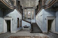 Abandoned School in the UK