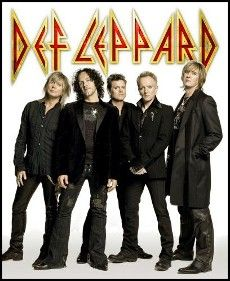 Def Leppard. Have seen them 5 times now as of 2011. I WILL get back stage passes next time!!