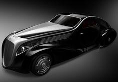 ПользовательSushi Susiсохранил пины на доску «Product Design»  rolls-royce-jonckheere-aerodynamic-coupe-01
