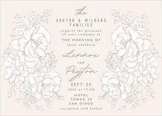 Pastel Wedding Invitations, Personalised Wedding Invitations, Wedding Stationery, Personalized Wedding, Personalized Playing Cards, Sports Wedding, Wedding Hands, Timeless Wedding, Hand Drawn