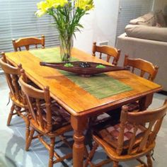 Pine Dining Table and Chairs | Various styles of the pine dining table and chairs: