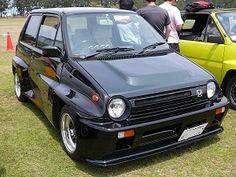 昭和のホンダ車ミーティング