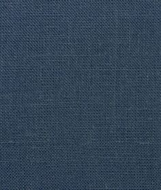 Shop  11 Oz Indigo Blue Belgian Linen Fabric at onlinefabricstore.net for $29.1/ Yard. For Scarpa sofa? 6 yards