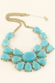 Flower Shaped Necklace