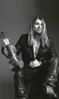 """Have you heard David Garrett's new Music cd? """"He's really stepped it up a notch."""" - Coulson :D"""
