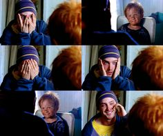 The moment I fell in love with Aaron Paul/Jesse Pinkman