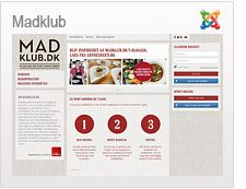 Madklub.dk is the new  universe for Danish foodies http://madklub.dk/