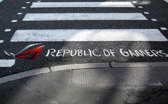Asus Rog Street Republic Of Gamers