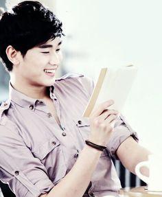 Kim soo hyun, smile for me ^^
