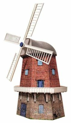 Ravensburger Windmill 3D Jigsaw Puzzle - 216 pc