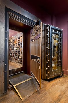 the vault at Tellers