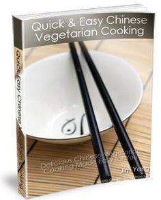 Chinese Vegie Cooking