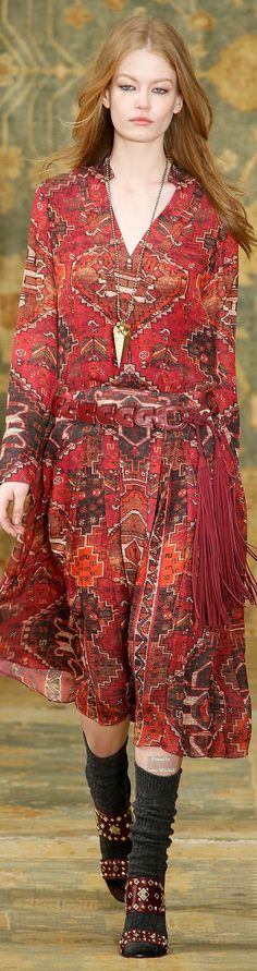 Tory Burch Collections Fall Winter 2015-16 collection