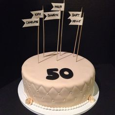 50th Birthday!