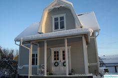 pardörrar,pardörr,husfasad Sweden House, Narrow Lot House Plans, Country Farmhouse, Beach House, Shed, Villa, Cottage, Exterior, Outdoor Structures