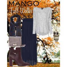 """Winter Aesthetic with Mango and That's Chic"" with @MANGO and That's Chic"