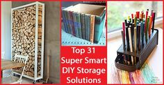 All of us often are facing problems with the storage. We don`t have enough space for all our stuff and our homes are not so good organized, and usually we