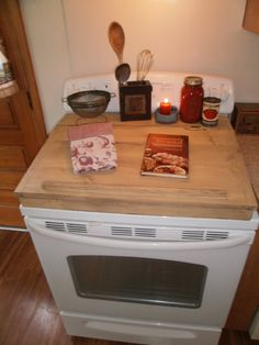 Primitive Stove Top Cover For Gas Stovetop Primitives Pinterest Stove Primitives And Kitchens