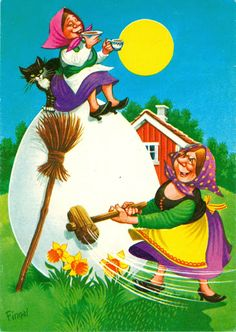 Easter Witch | Fingal - Lars Carlsson, Sweden