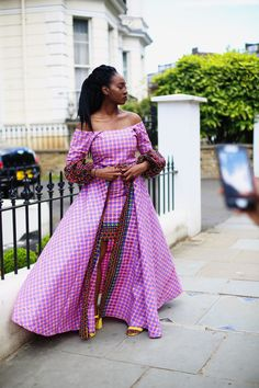 Wedding Guest: Ankara inspo