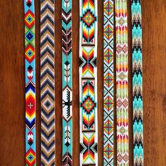 Lots of new hatbands on their way to PuebloAndCo! Contact me to reserve yours before I list it.