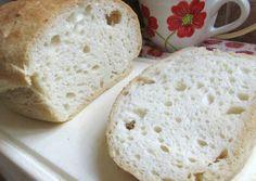 Kenyér - öregtésztával (Gluténmentes) | Kissné Zilahi Katalin receptje - Cookpad receptek Bread, Food, Brot, Essen, Baking, Meals, Breads, Buns, Yemek