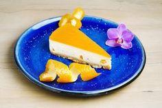 Апельсиновый чизкейк без выпечки, ссылка на рецепт - https://recase.org/apelsinovyj-chizkejk-bez-vypechki/ #Вегетарианскиерецепты #Десерты #Рецептыдлядетей #блюдо #кухня #пища #рецепты #кулинария #еда #блюда #food #cook