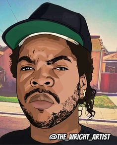Ice Cube Straight Outta Compton, Music Industry, Cube, Art, Art Background, Strait Outta Compton, Kunst, Performing Arts, Art Education Resources