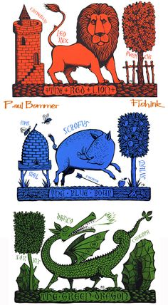 Fishinkblog 6982 Paul Bommer 9. Check out my blog ramblings and arty chat here www.fishinkblog.w... and my stationery here www.fishink.co.uk , illustration here www.fishink.etsy.com and here https://carbonmade.com/fishink/specialties. Happy Pinning ! :)