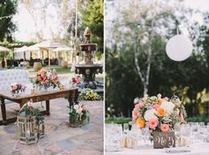 AN INTERTWINED EVENT: TEMECULA WINERY WEDDING @intertwinedevents #intertwinedevents  #rustic #chic