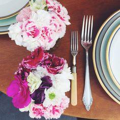 Cloves flower bouguets