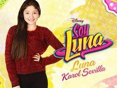 Soy Luna niña buena idea como a mi casa