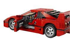 LEGO 10248 Ferrari F40 #Lego #LegoFerrari #LegoCreator #Ferrari #F40 #FerrariF40