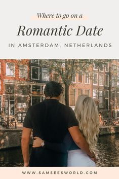 If you are looking for some unique and fun ideas for a date in Amsterdam then this post has got you covered. Amsterdam is an extremely romantic city and there are so many things to do in Amsterdam for couples! Although Amsterdam is regarded as a party city, there is so much more to this stunning and historic city that is just waiting to be uncovered. Amsterdam Itinerary, Amsterdam City Guide, Amsterdam Travel, Amsterdam Things To Do In, Romantic Dates, Where To Go, Netherlands, New York Skyline, Stuff To Do