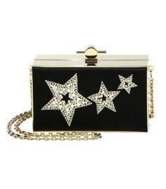 Jason Wu Karlie Jeweled Box Clutch