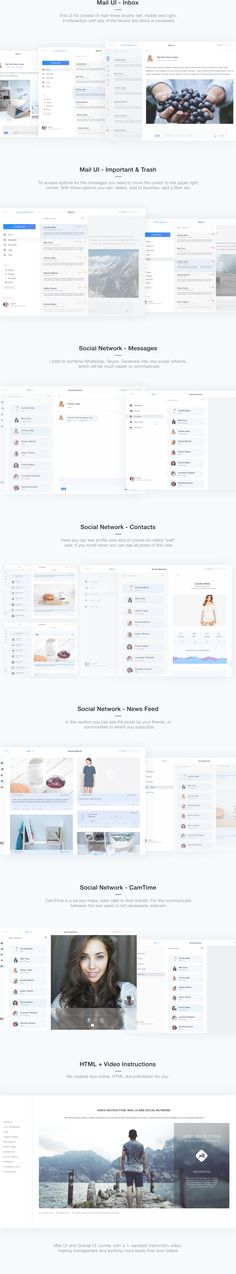 Hi guys. I spent a lot of time to rethink the design of email and social networks. I think that in 5-6 years we will see something similar. I would like to this project to become the basis for the design of Future, and helped modern design to go to a new …