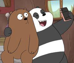 We Bare Bears 3 Bears, Cute Bears, Bear Wallpaper, Cartoon Wallpaper, We Bare Bears Wallpapers, Cute Wallpapers, Cartoon Quotes, Cartoon Profile Pictures, Cartoon Sketches