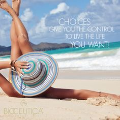 Wish this was you? Well it could be! Choose Bioceutica, and start living the life you want.