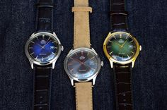 Say hello to the newest Bambinos. Explore the Bambino Version 4 Collection: http://orientwatchusa.com/product-category/mens-watches/classic/bambinov4/