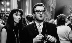 Marianne Stone and Peter Sellers in Lolita