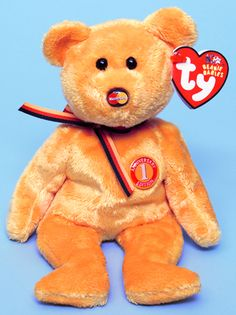 682f073c471 425 best 0900 - TY Bear Beanie Babies images on Pinterest in 2018 ...