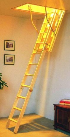 Marvelous Automatic Attic Stairs 10 Electric Loft Ladder