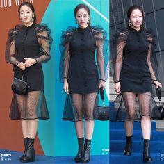 "259 Likes, 1 Comments - T♔ARA - 티아라 (@t_aratastic) on Instagram: ""180322 Eunjung Romanchic Seoul Fashion Week #eunjung #은정 #함은정 #SFW #Seoulfashionweek #eunjung __…"""
