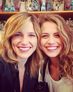 Sophia Bush, Bethany Joy Lenz Stage Another One Tree Hill Reunion: Pic - Us Weekly
