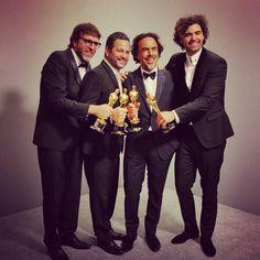 """""""Best picture winners for Birdman #oscars"""""""