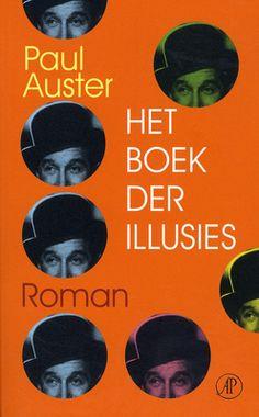 Het boek der illusies - Paul Auster
