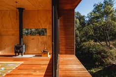 pump house branch studio architects 8 Pump House: A Compact Off Grid Home for Simple Living