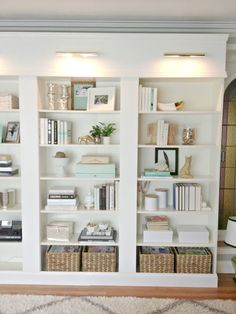 bookcases-styling